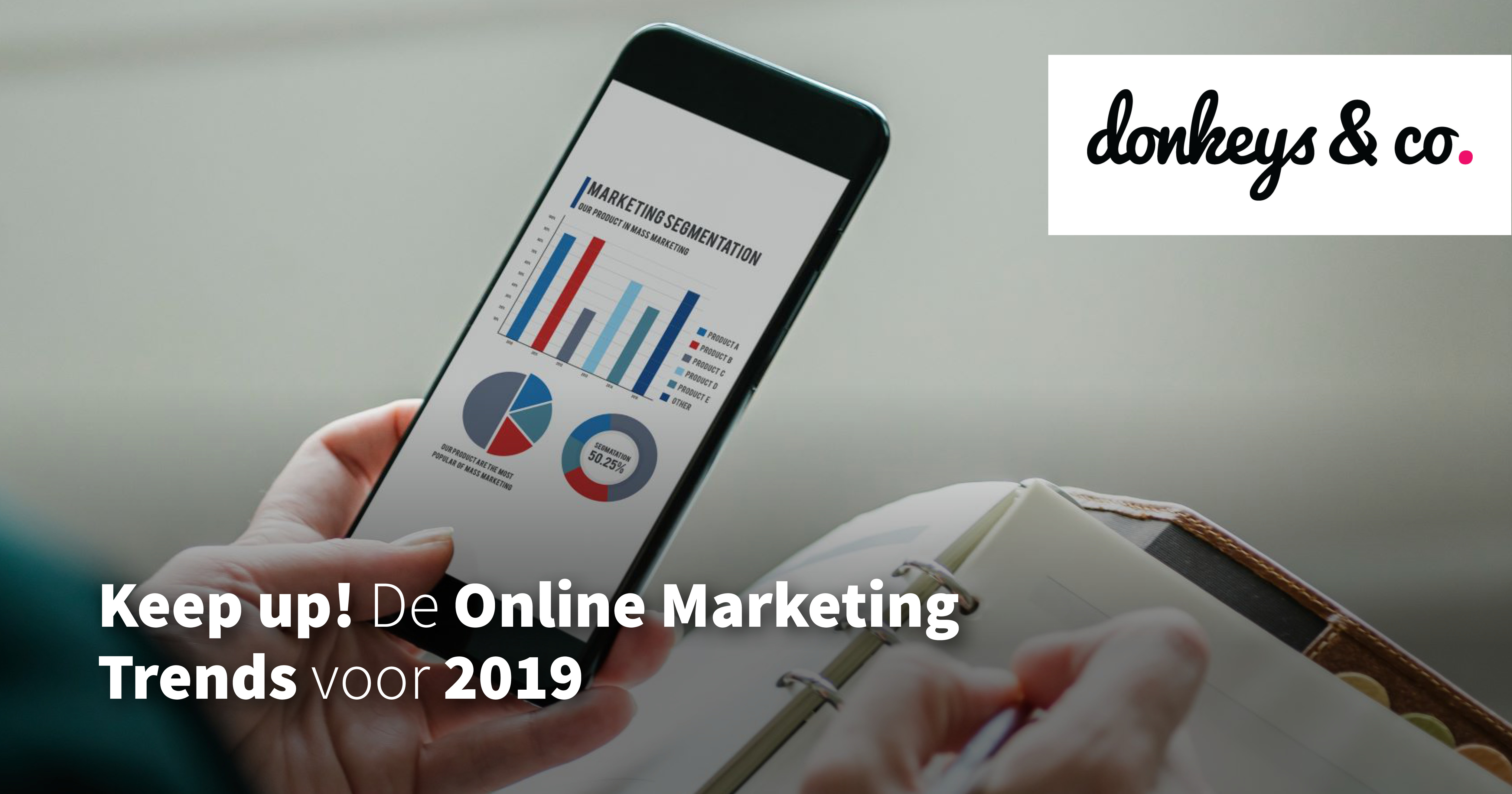 De Online marketing Trends voor 2019