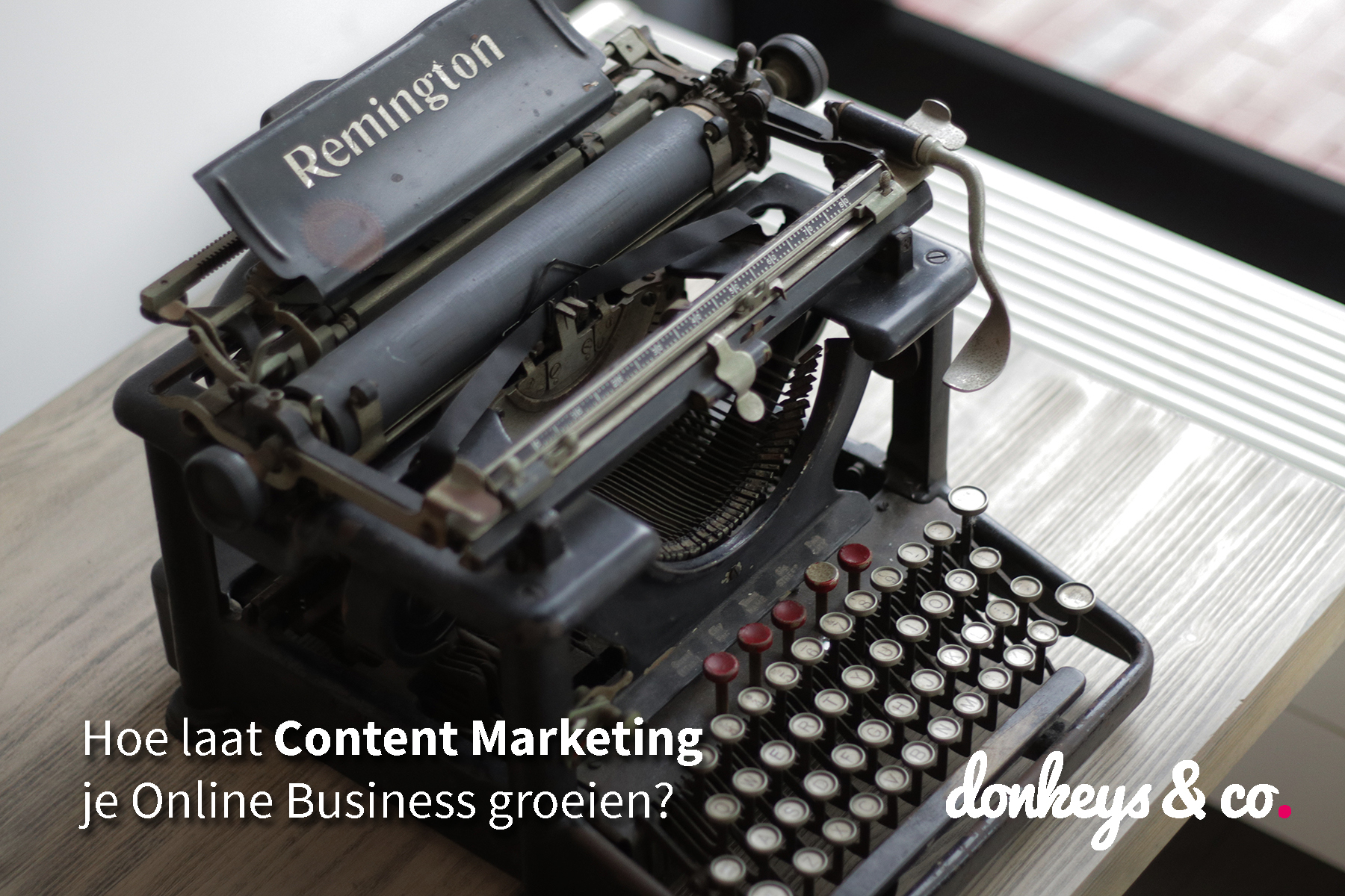 Hoe laat Content Marketing je Online Business groeien?